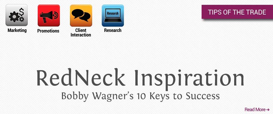 """RedNeck Inspiration"" Bobby Wagner's 10 Keys to Success"