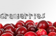 "THIS MONTH'S  ""SUPERFOOD""  Cranberries"
