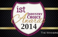 The votes are in! And the Industry's Choice is....
