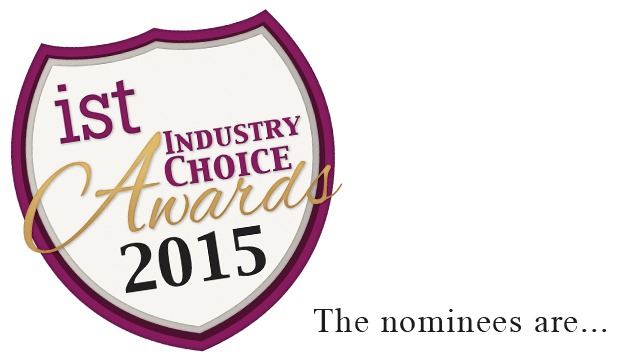 The votes are in! ist Industry Choice Award 2015 Nominees