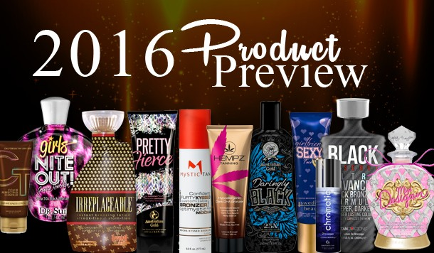 2016 New Product Preview