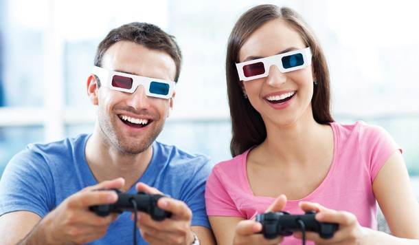 3-D Video Games May Boost Brainpower, Study Finds