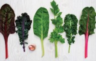 Green, Leafy Vegetables Each Day May Help Keep Glaucoma at Bay