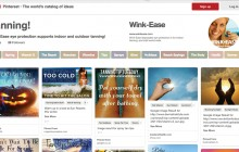 Expanded Pinterest Library  Now Available for Salons!