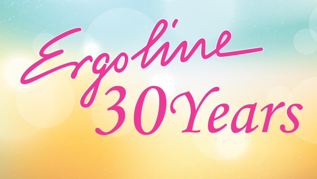 Ergoline Celebrates 30 Years