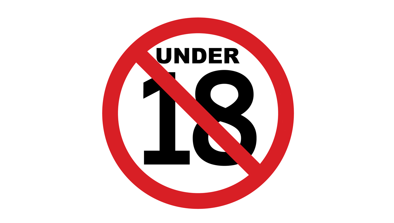 """""""The Number 18"""" <br><h4>Updating the Minimum Age Issue</h4>"""