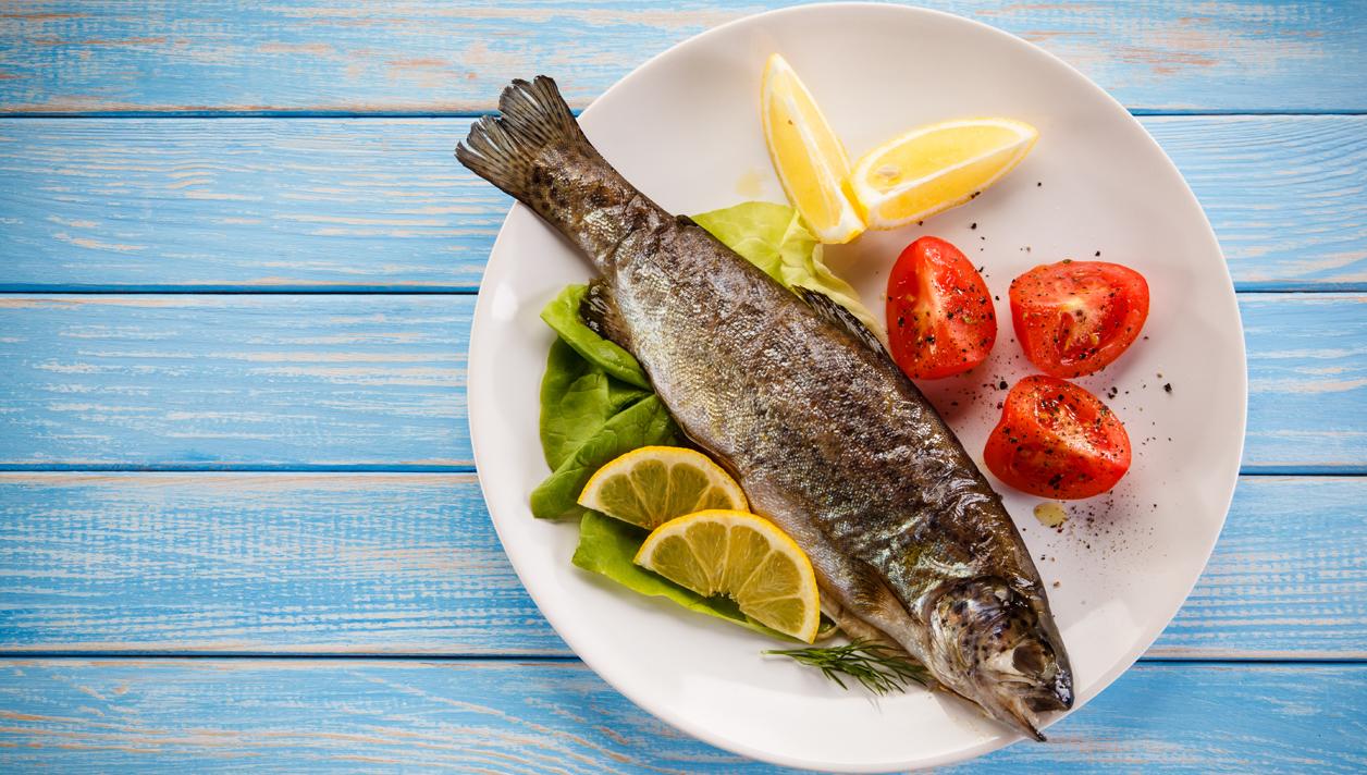 Fish Eaters Report Less Rheumatoid Arthritis Pain