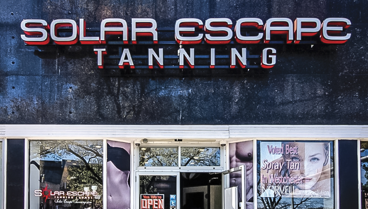 Solar Escape Tanning Lounge <br> All About the Details