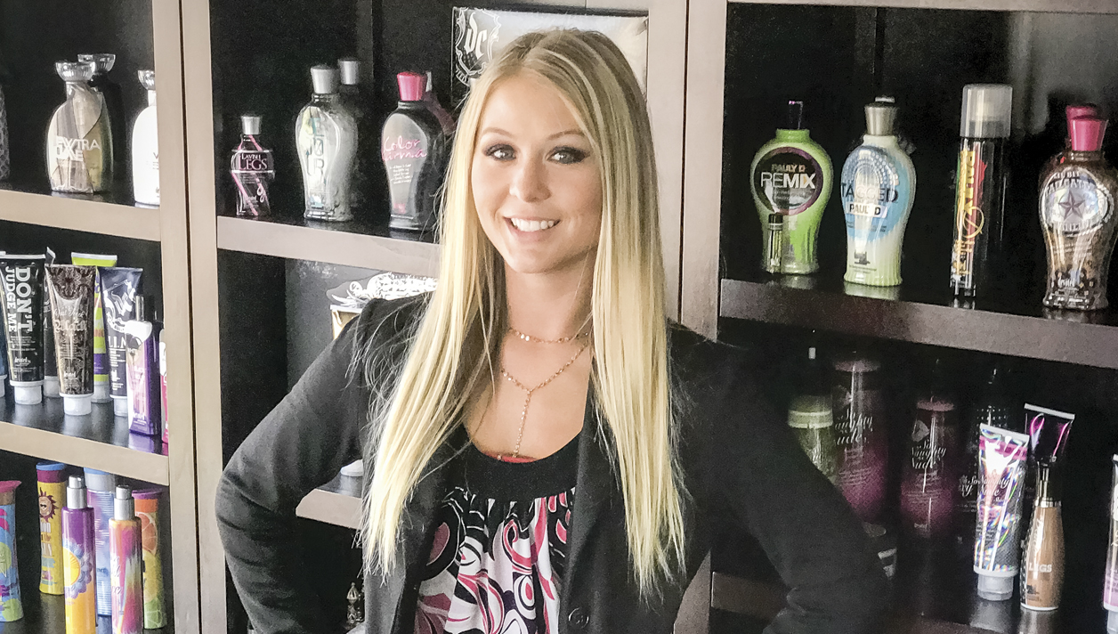 7 Questions With... Stephanie Matyka <br><h3>Executive Assistant Devoted Creations/Ed Hardy Tanning</h3>
