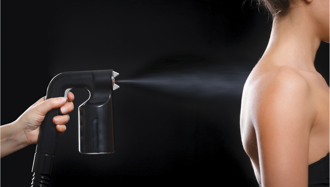 Spray-Tanning:The Perfect Solution(s)