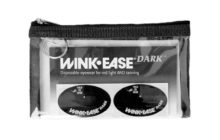 """Wear WINK-EASE <br><h3>Dark for Red Light and the """"Ultimate Dark"""" Tanning Session!</h3>"""