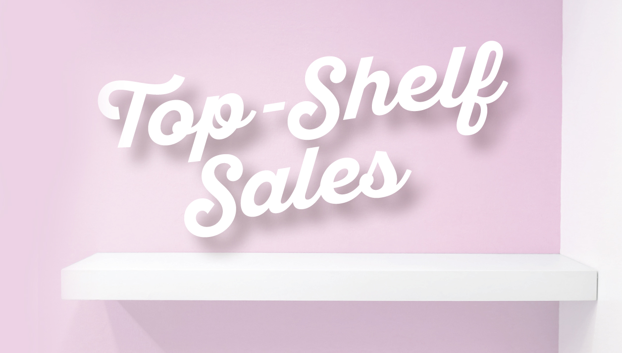 Top Shelf Sales