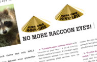 "Educate Tanners on Preventing ""Raccoon Eyes"""
