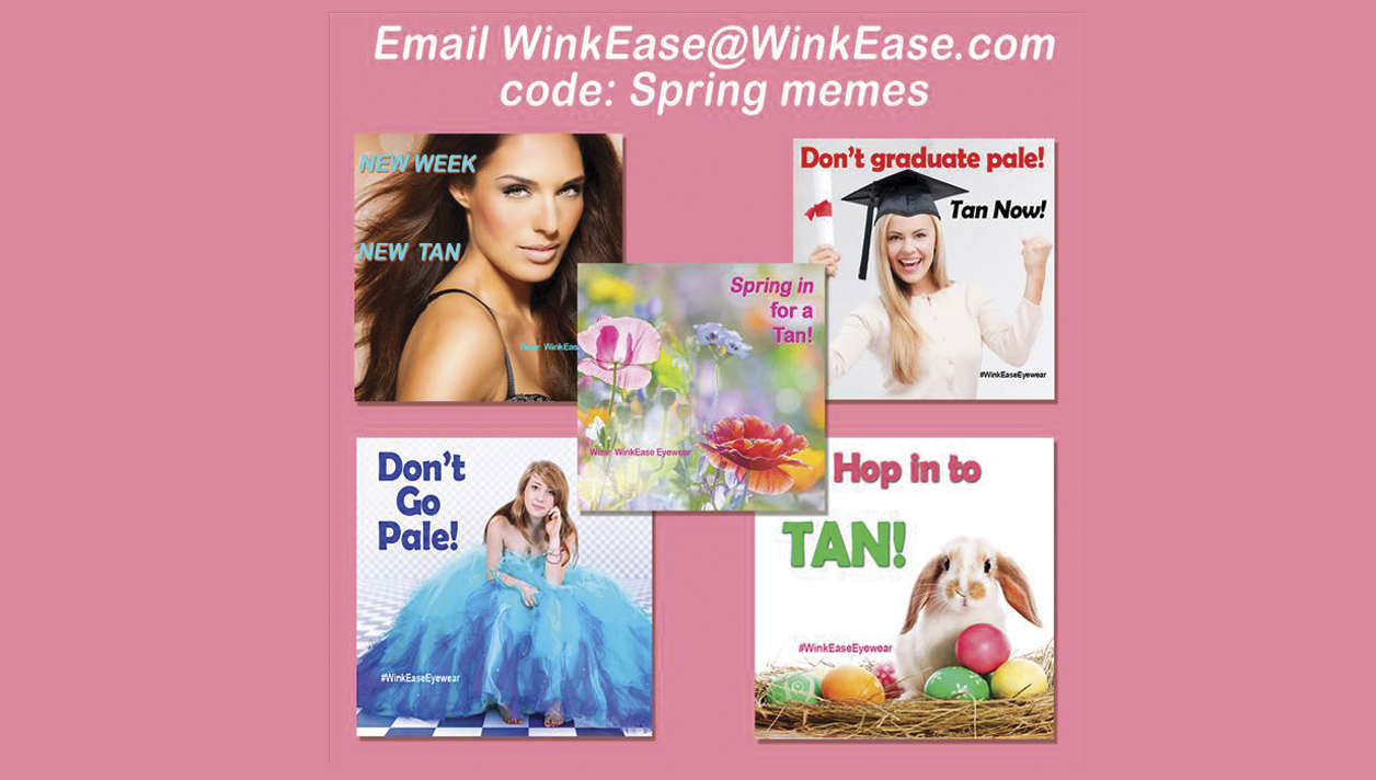 Use Social Media Memes to Increase Spring Sales!