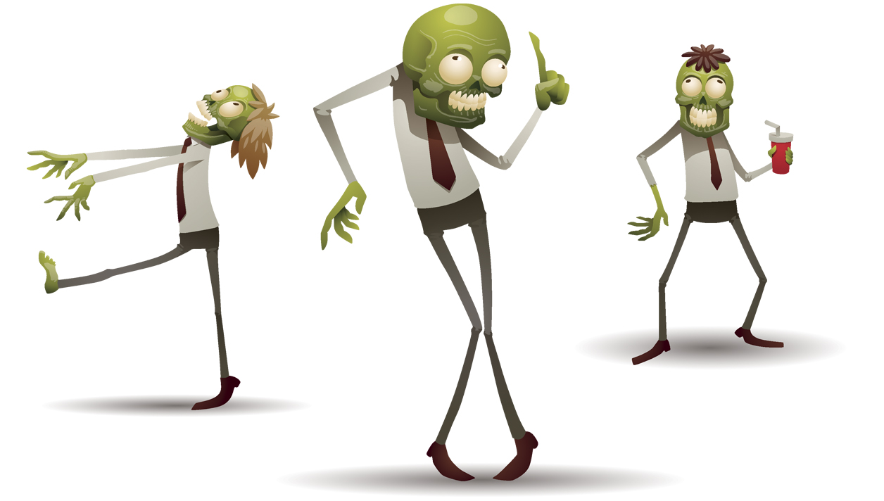 Avoiding Days of the Living Dead <br><h3>Addressing Workplace Zombies & Promoting Engagement One Person at a Time </h3>