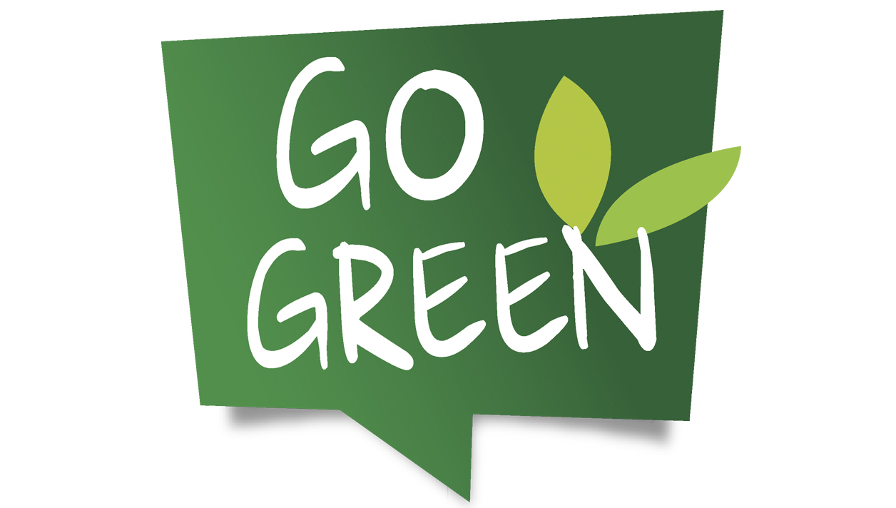 Ready, Set, Go Green