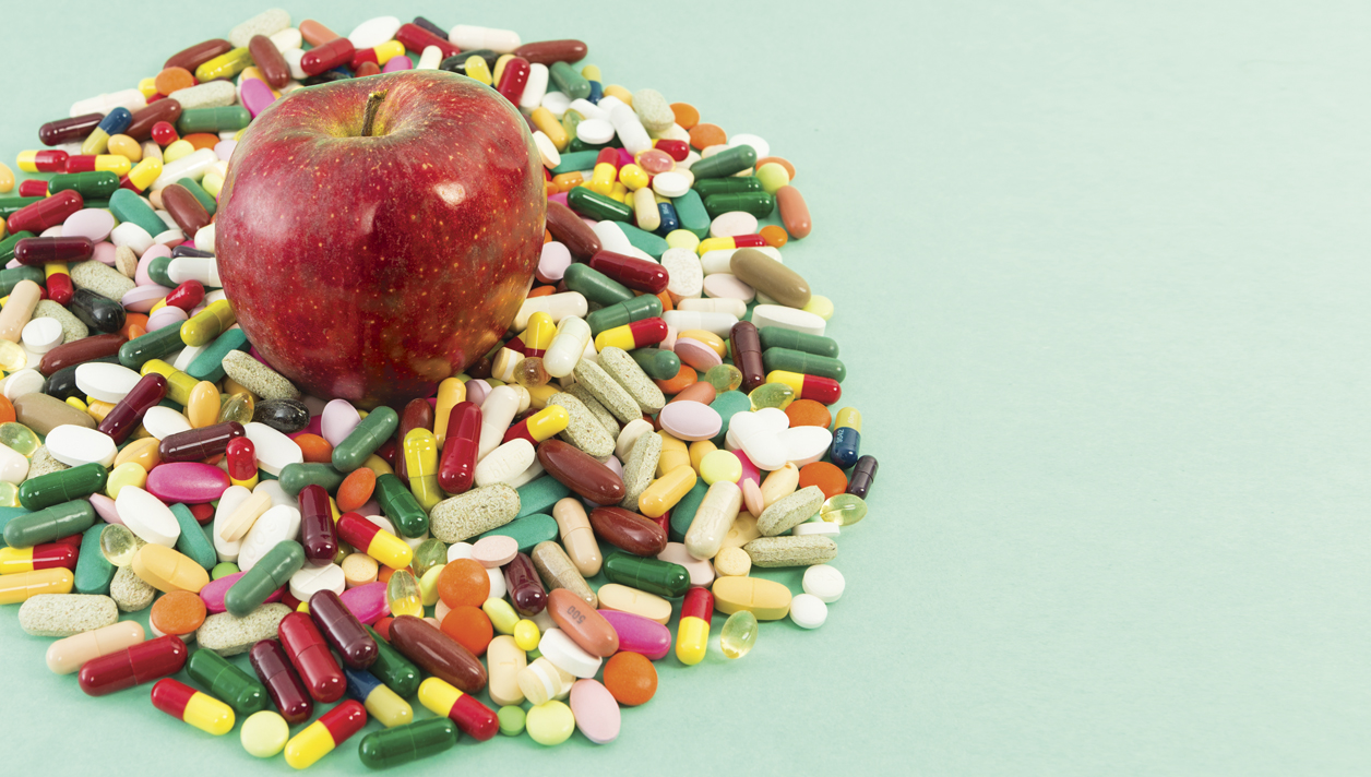 Dietary Supplements Do Nothing for You: Study