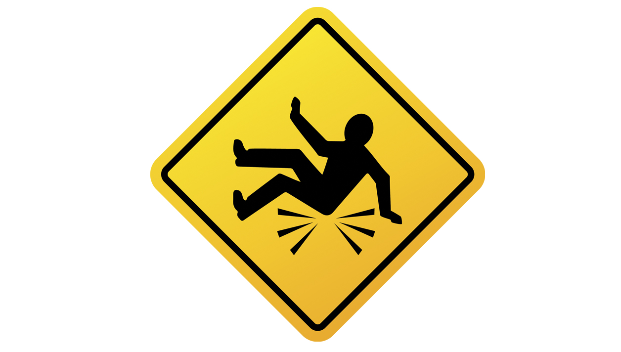 Preventing Slips, Trips & Falls