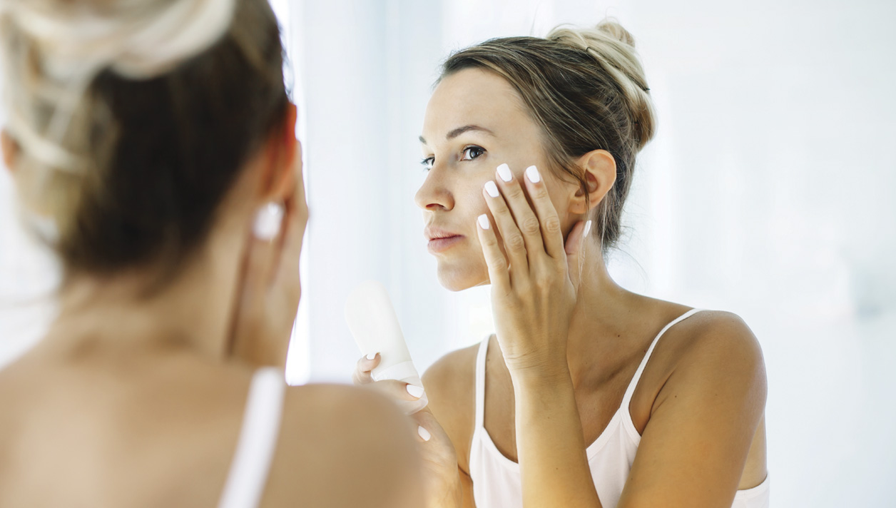 Ever Get a Rash from Your Skin Cream or Makeup? Here's Why