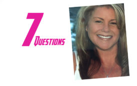7 Questions with Kim Demetroulas