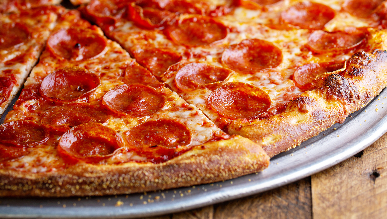 """Pizza Study Shows Body's Resilience to """"Pigging Out"""""""