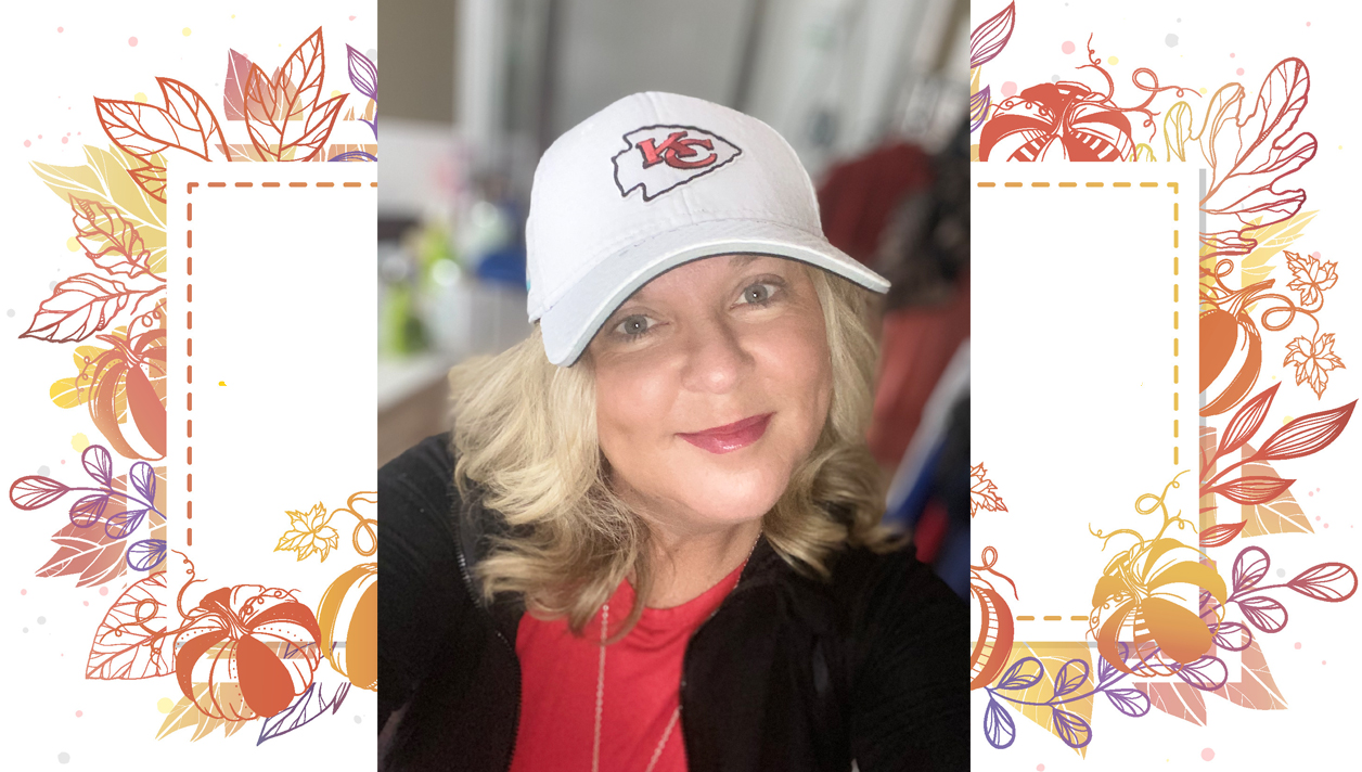 7 Questions with Tammy Reed