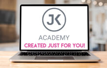 JK Academy: Created Just For You!