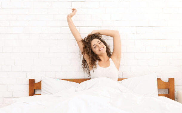 Resolve to Achieve Healthy Sleep in 2021