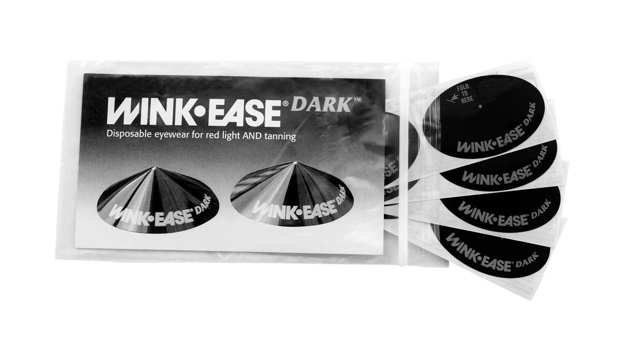 WINK-EASE Dark Provides Protection for Red Light, Hybrid Beds & More!