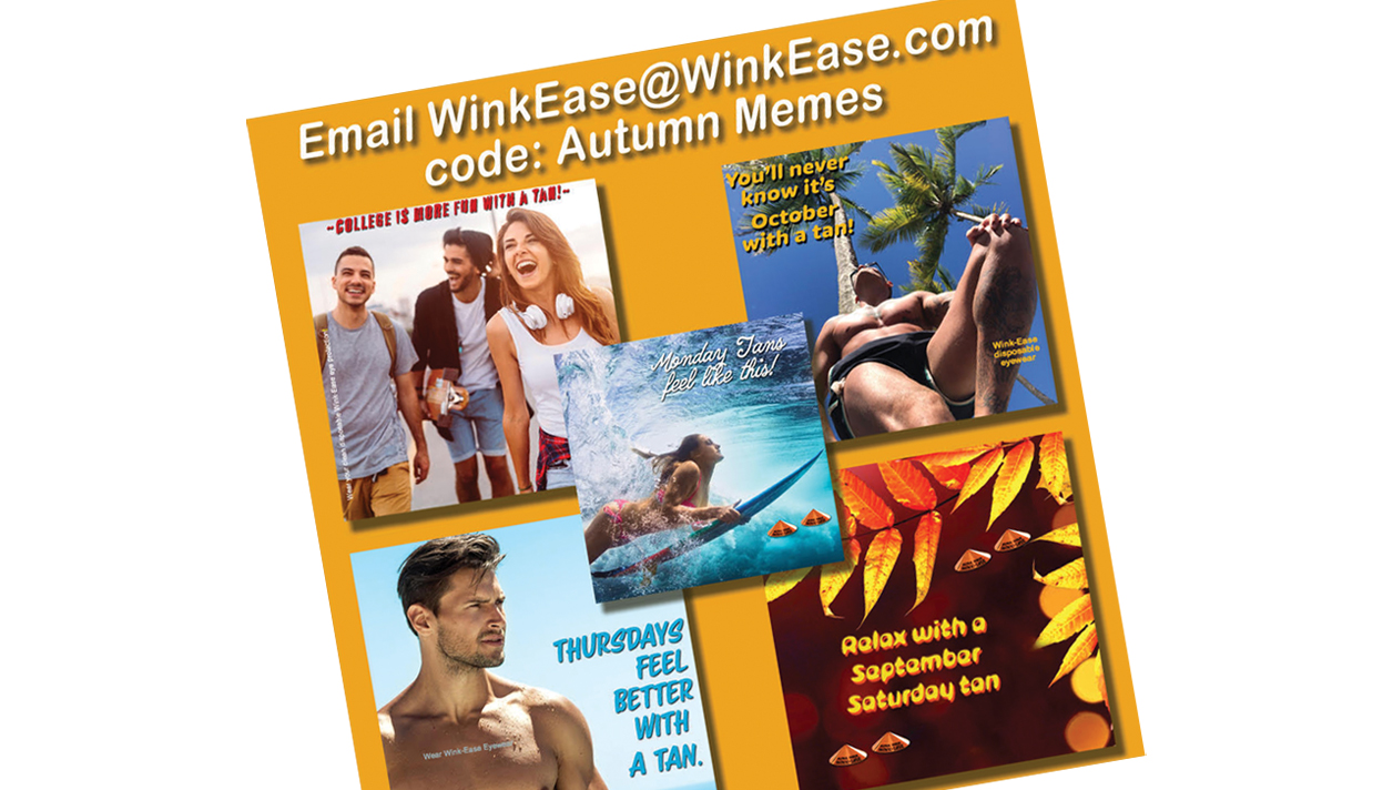 Promote Your Salon This Fall with FREE Tanning Memes!