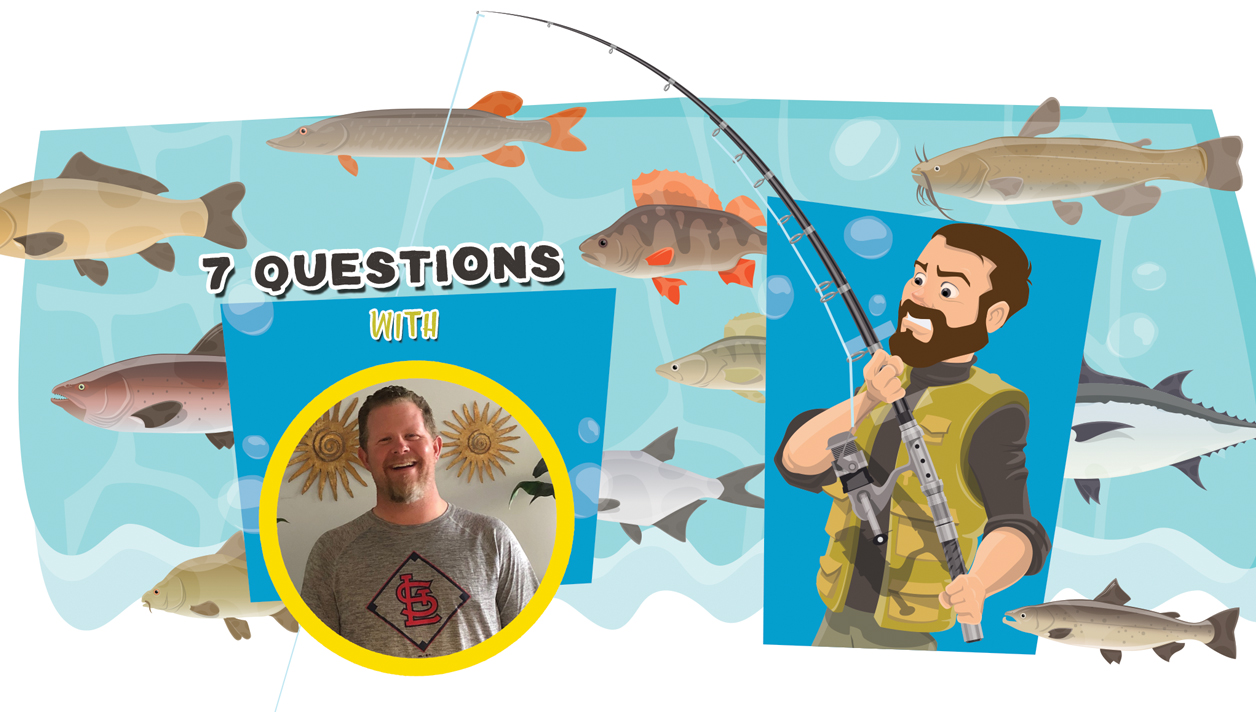 7 Questions with Stuart Beauchamp